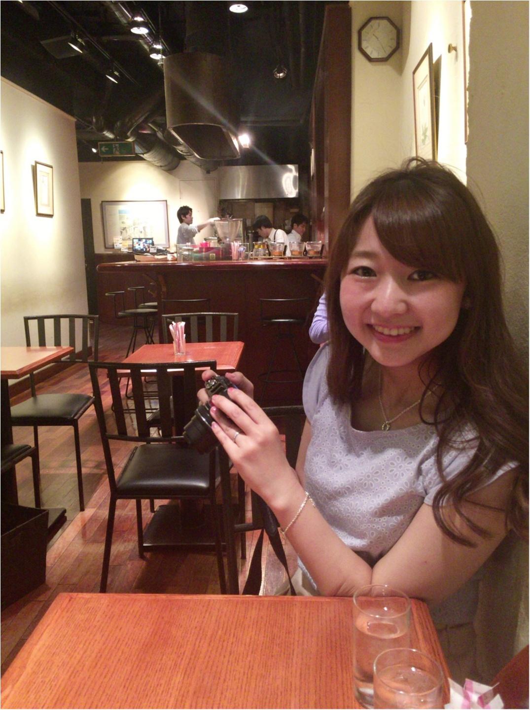ぷるっふあ♡トロける【フレンチトースト】を新宿のカフェで体験しちゃお♩≪samenyan≫_6
