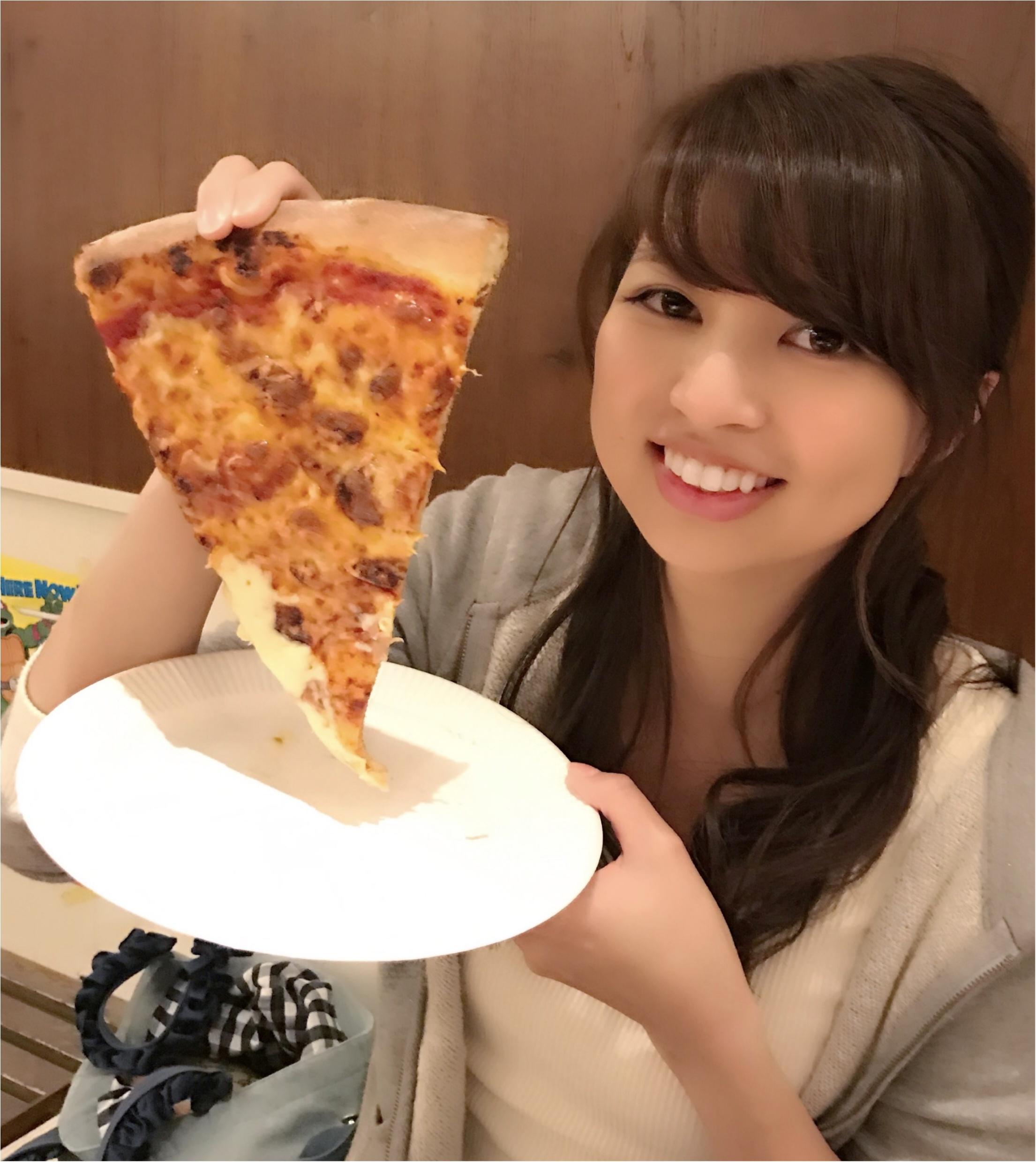 《サプライズは突然に♡》メッセージ入りのピザって見たことある?PIZZA SLICEの【バースデーピザ】が誕生日祝いの新定番‼︎_4