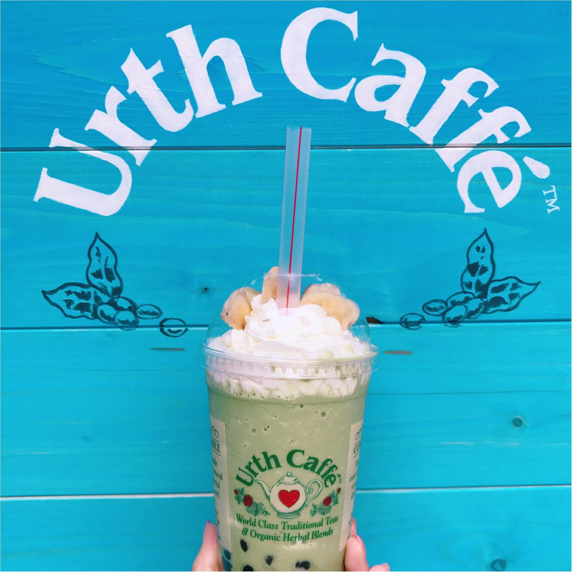 ★並んでも行きたい!モアハピ部地方組の私がどうしても行きたかった『Urth Cafe』はやっぱり可愛かった★_4