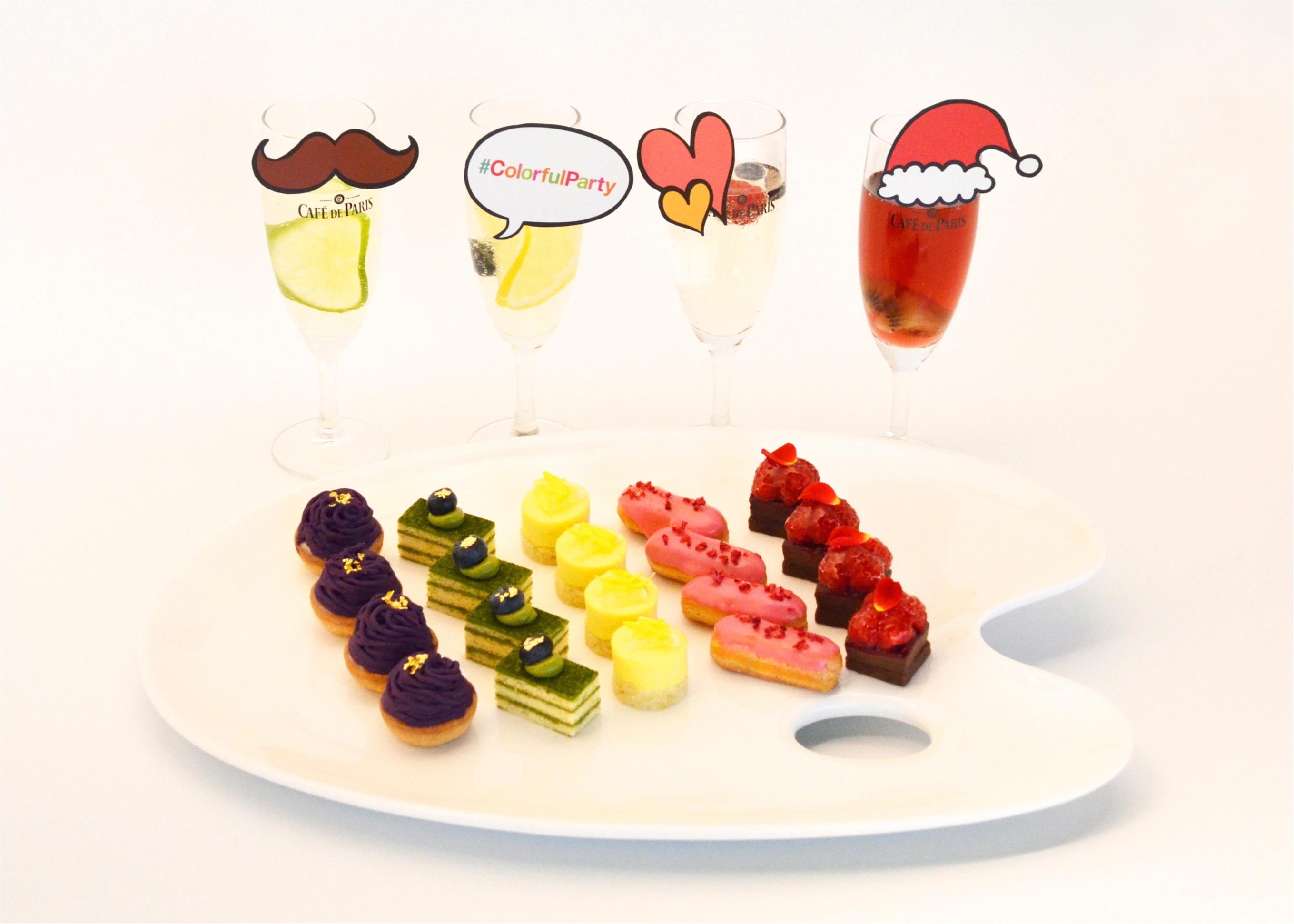 フォトジェニクなバーを発見☆ 「カフェ・ド・パリ」のポップアップバー『Café de Paris presents #ColorfulParty』が4日間限定で表参道にオープン!_2