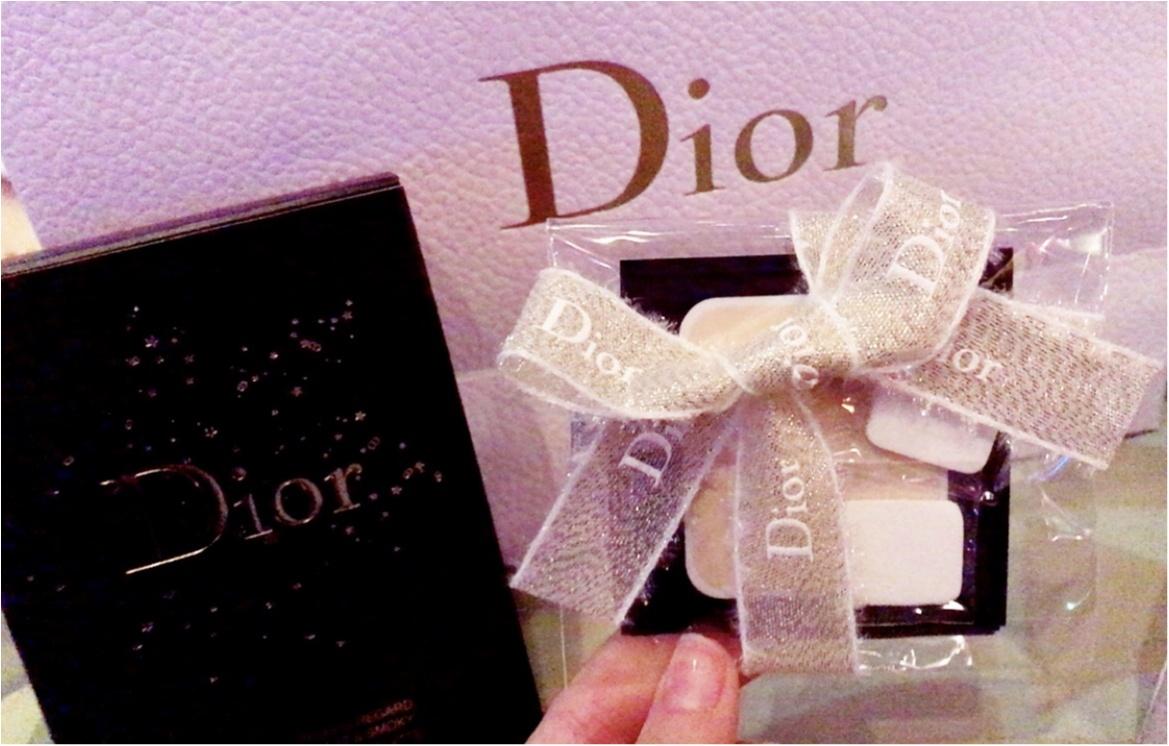 【Dior】の《クリスマスコフレ》が可愛すぎる♡♡自分のご褒美に!友達のプレゼントに!私的もらってうれしいプレゼントNo.1★_6