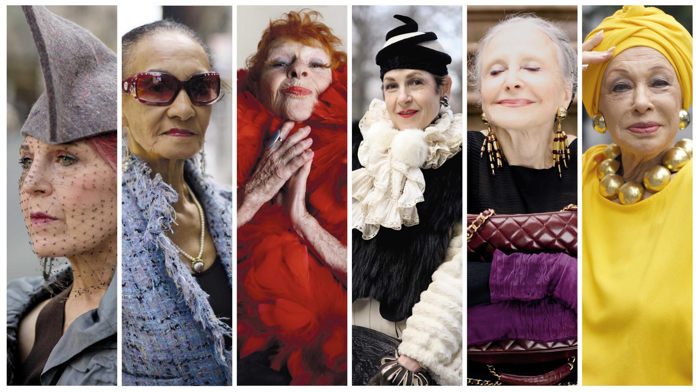 おしゃれと年齢の素敵な関係。映画『アドバンスト・スタイル そのファッションが、人生』_1