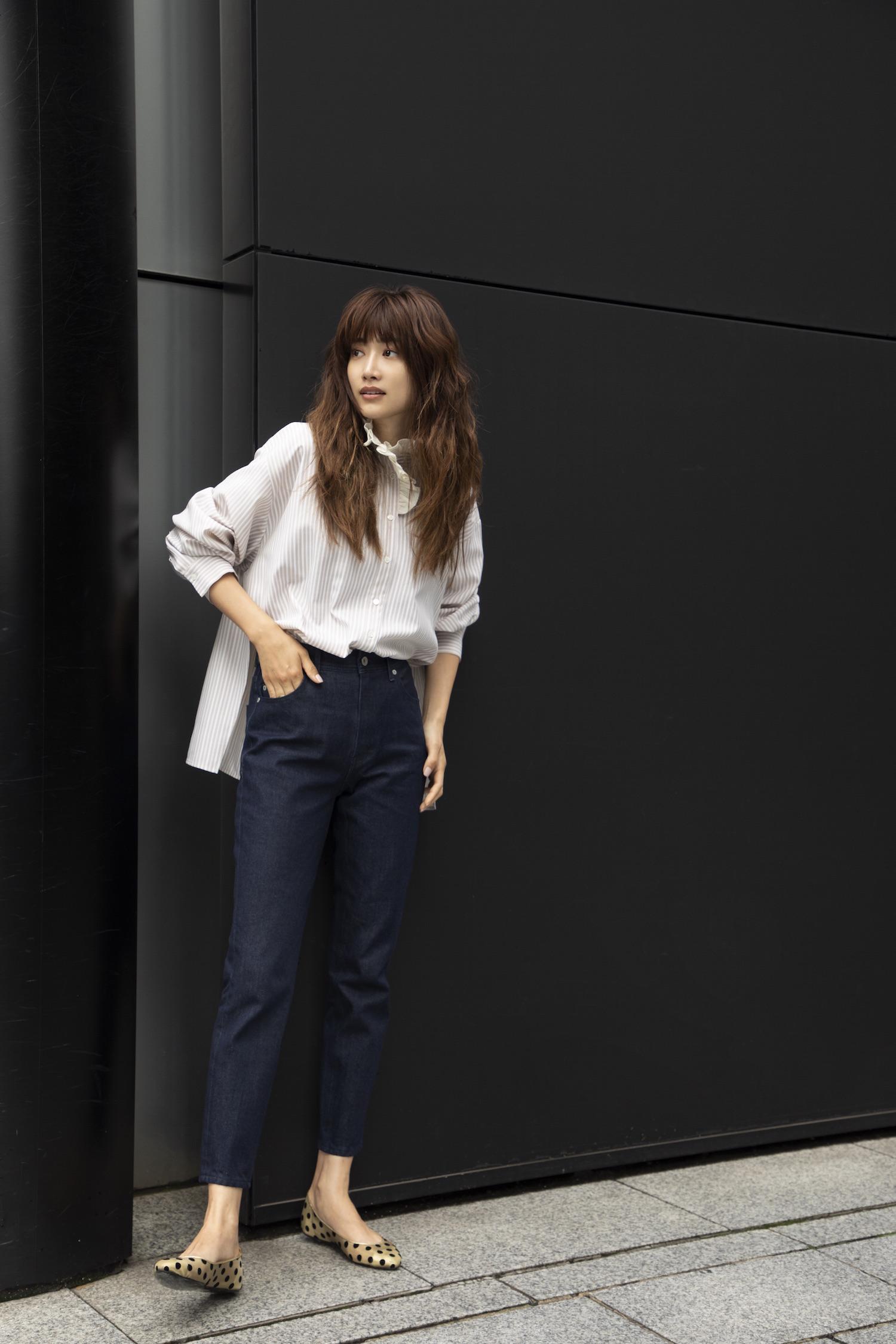 モデル・ヨンアがディレクションするブランド『COEL』が『YANUK』とコラボ! こだわりデニムで美シルエットに♡_1