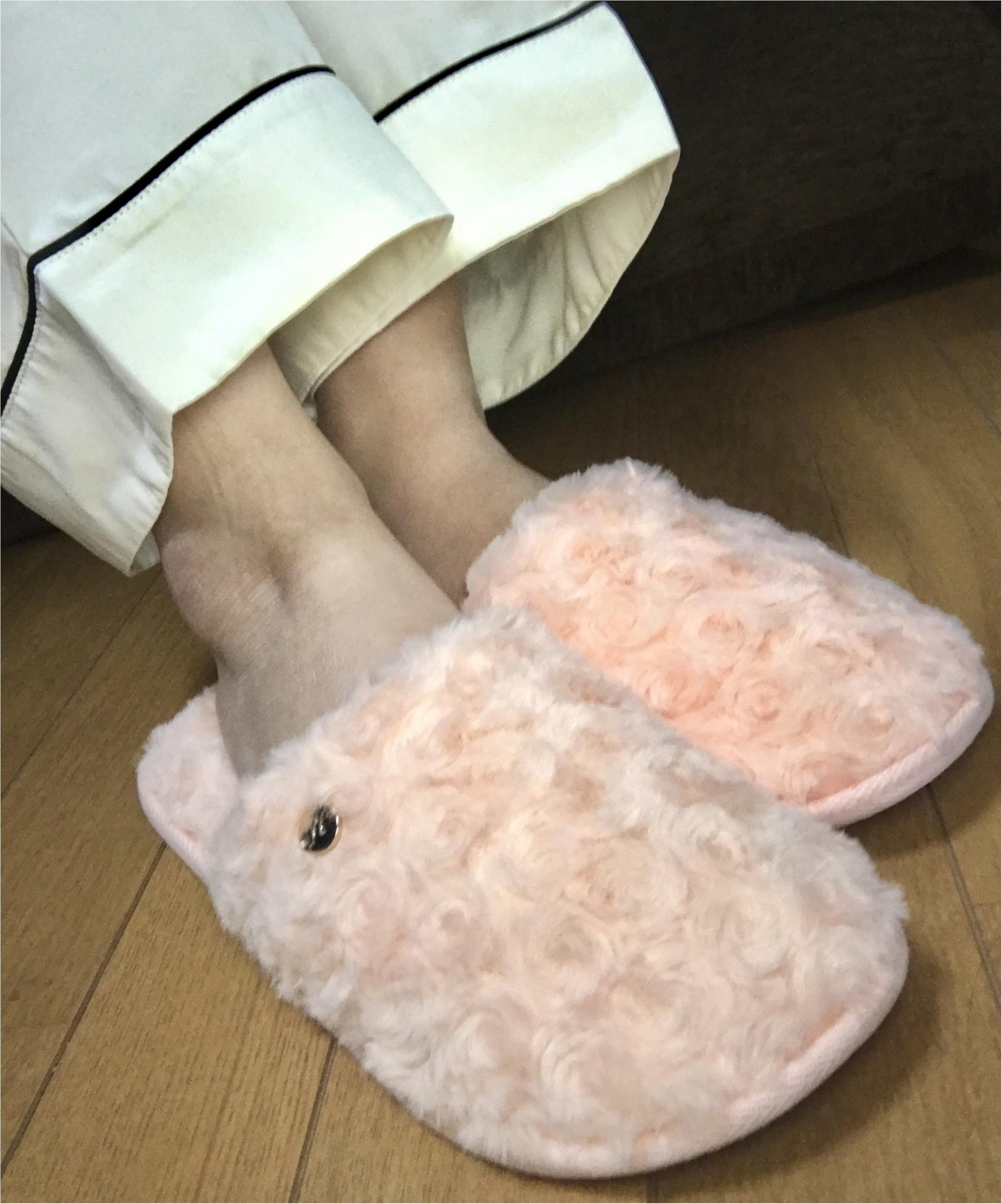 【GU】ふわふわもこもこの《ルームシューズ》が可愛いすぎる♡♡なんと「990円」で購入できちゃいます!!_4
