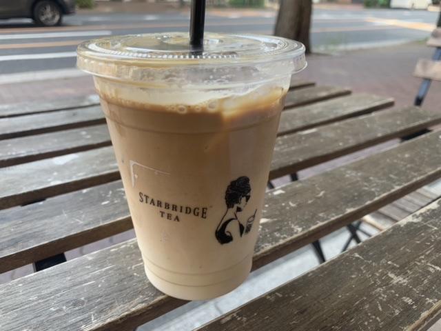腸ツボを刺激する?!話題の成分「パラミロン」がトッピングできるカフェ♡_3