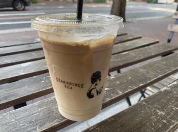 腸ツボを刺激する?!話題の成分「パラミロン」がトッピングできるカフェ♡