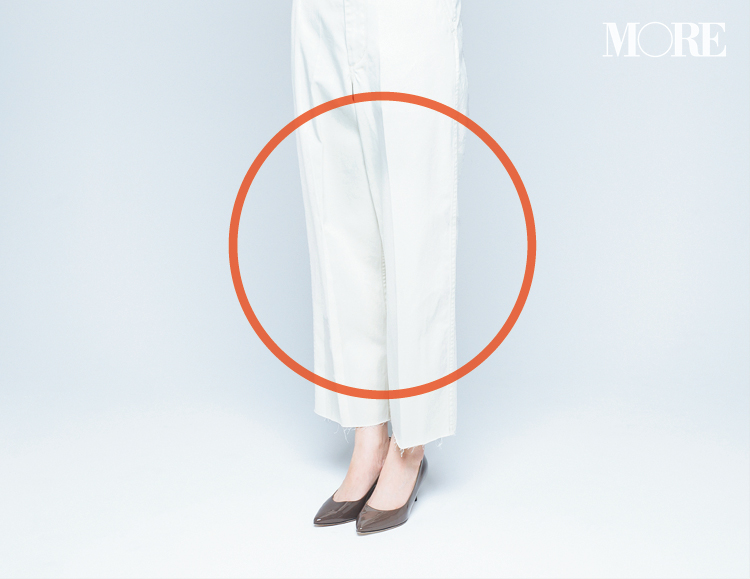 ボトム×靴の組み合わせでもっと細見え! どれが一番きれいに見えるか、全部はいてみました☆ 記事Photo Gallery_1_14