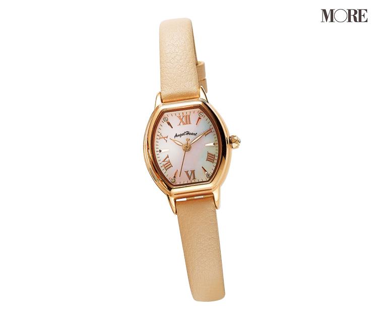 可愛げのある大人は、ピンクゴールドベゼルの腕時計を毎日の手もとに選んでいた♡_2