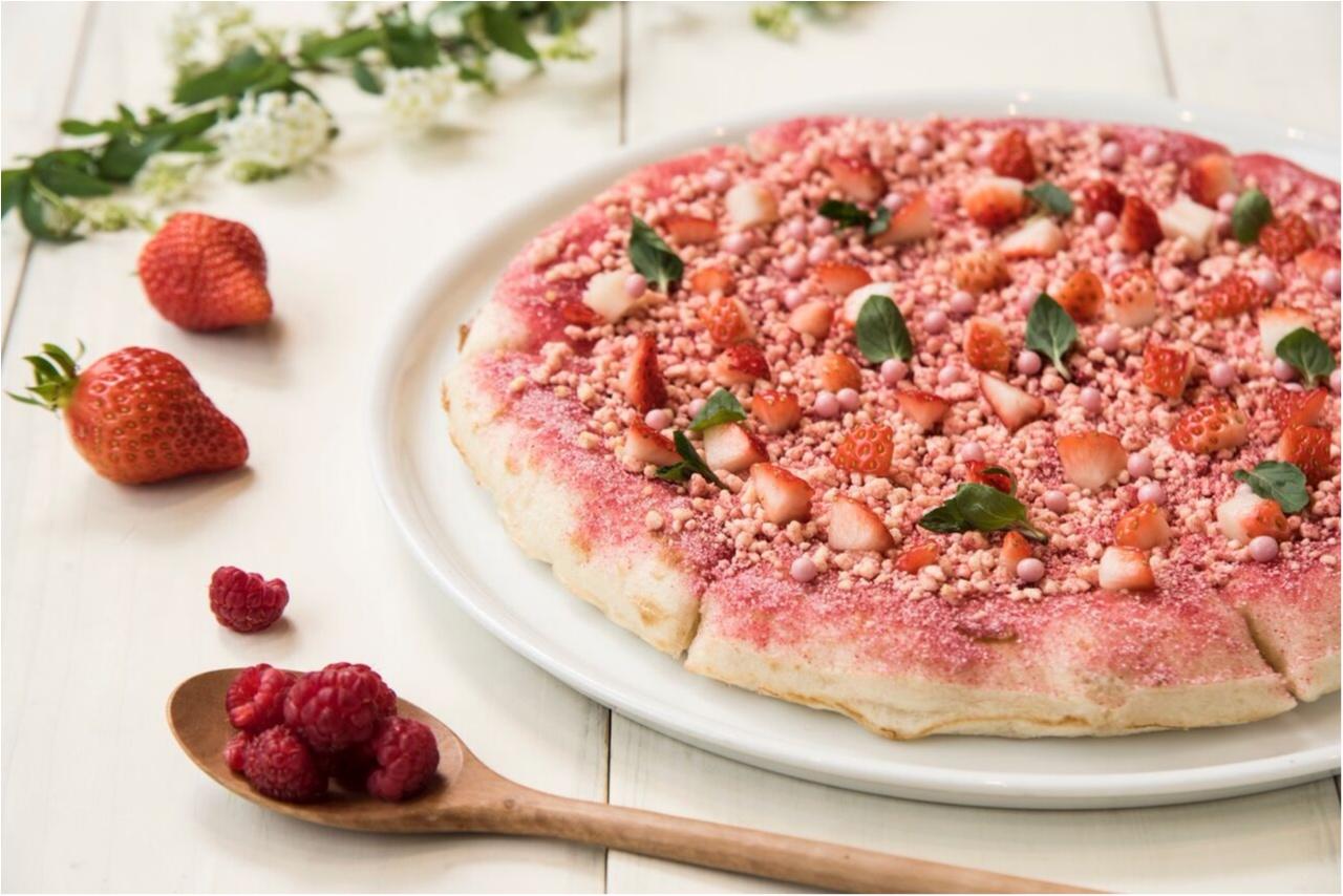 あのチョコレートピザが春仕様に♡ 『マックス ブレナー』でSNS映えスイーツをチェック!_1