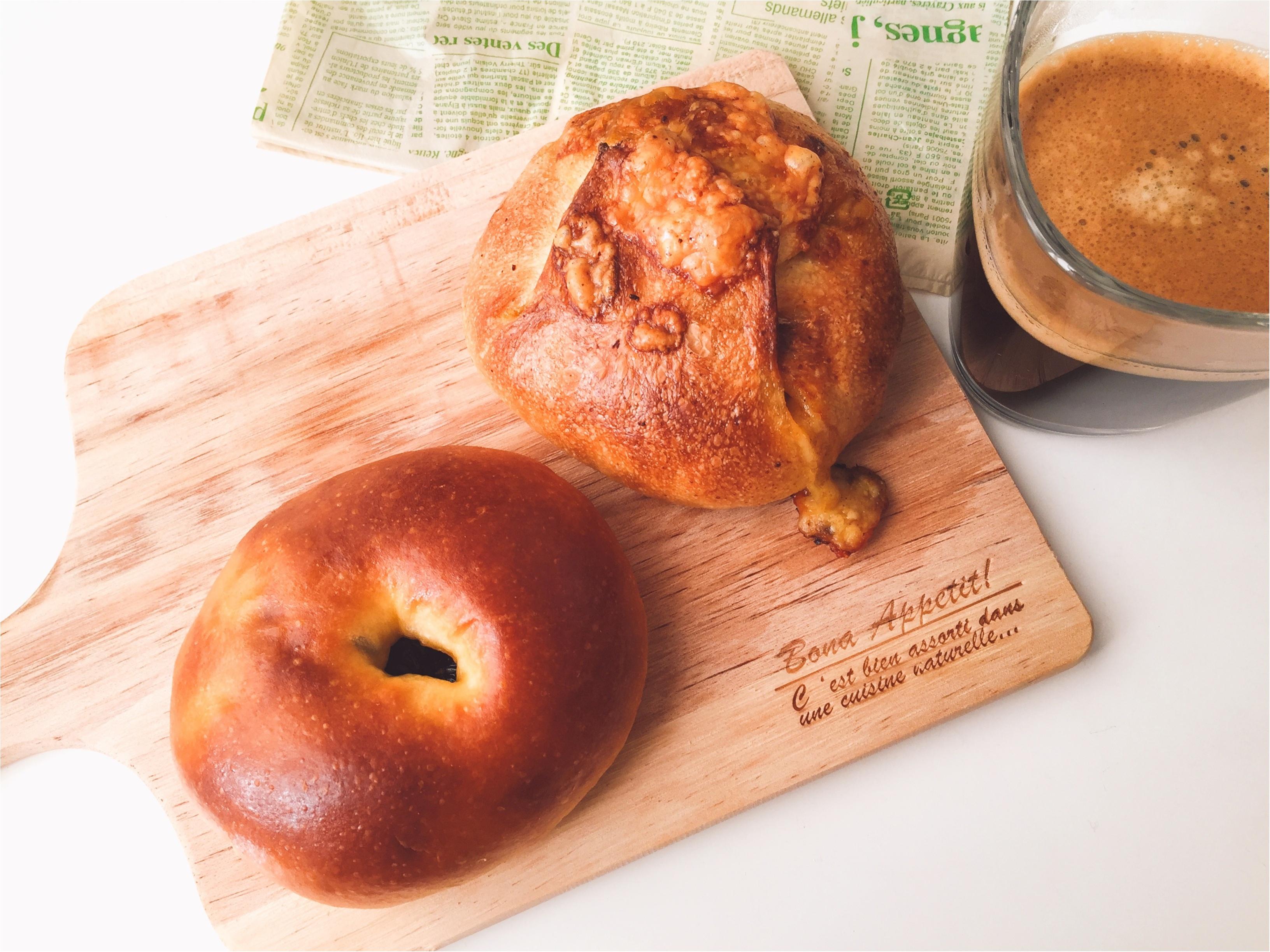 東京の美味しいパン屋巡り〜焼きチーズカレーパンと言えば?〜_1