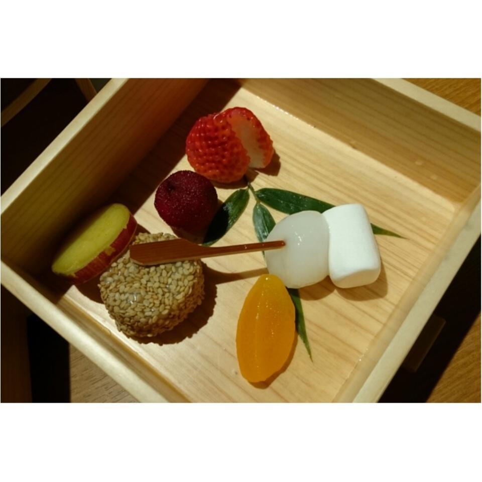 まるで「宝石箱」のよう♡京都のおすすめカフェ『錦一葉』_5