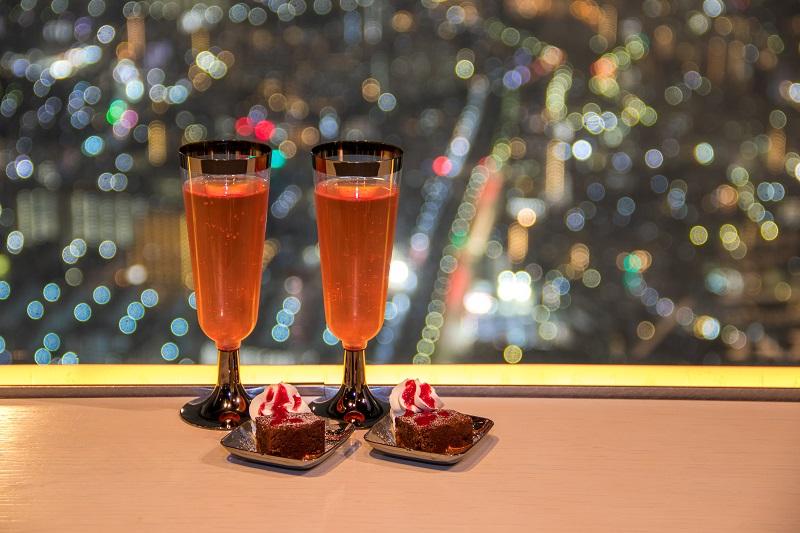 『東京スカイツリー®』天望デッキへの優先入場も。クリスマスシーズンは、ナイトビューチケットが断然おすすめ! 限定グルメも可愛い!!_2