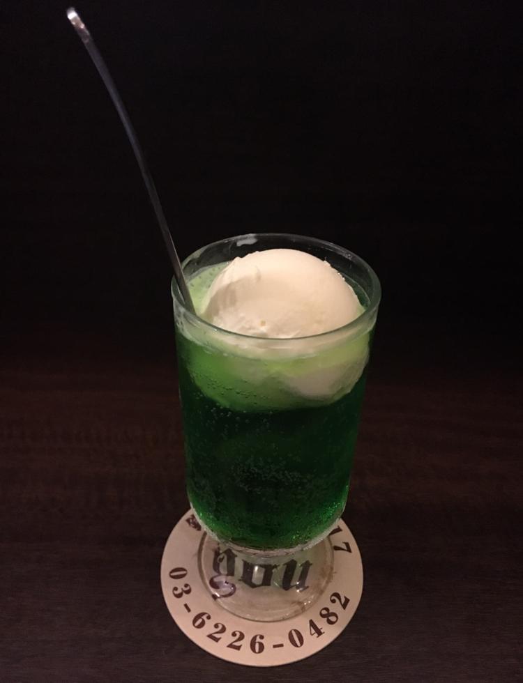 【歌舞伎のススメ*其の8】歌舞伎役者が通う名店喫茶でクリームソーダを味わう♡_4