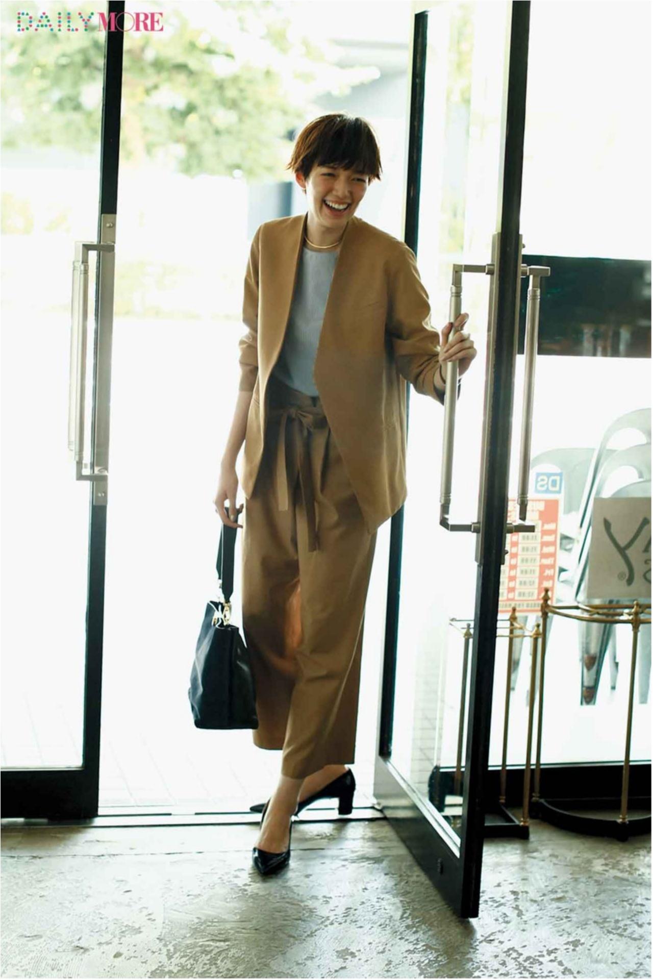 秋冬に着たいおしゃれなオフィスカジュアル♪  旬の「お仕事服見本」まとめ♡_1_3