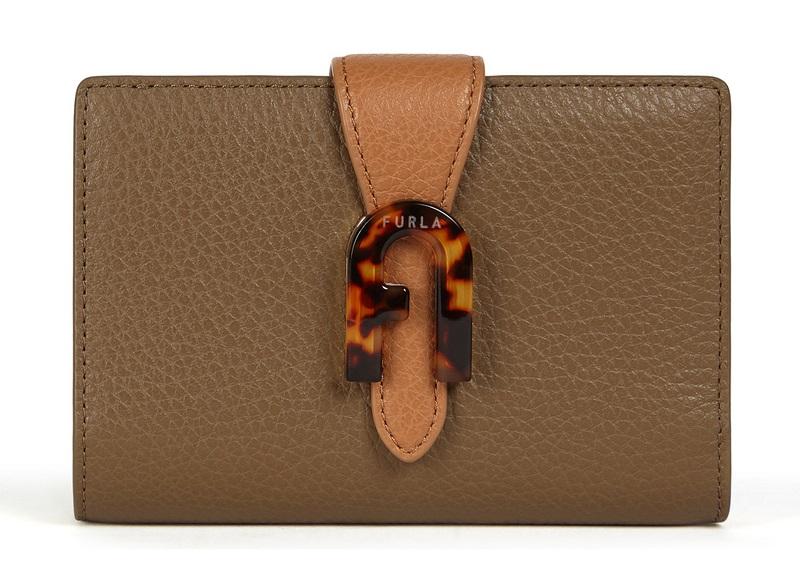 フルラのアースカラー財布