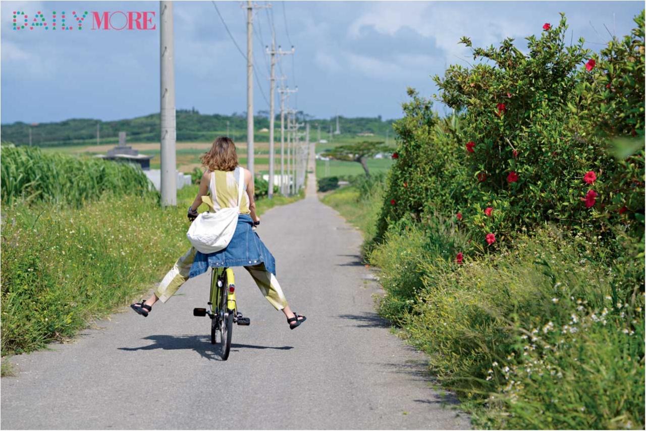 感動の連続! セシルも恋した沖縄離島へ、JALで旅する賢い3つの方法!!_4