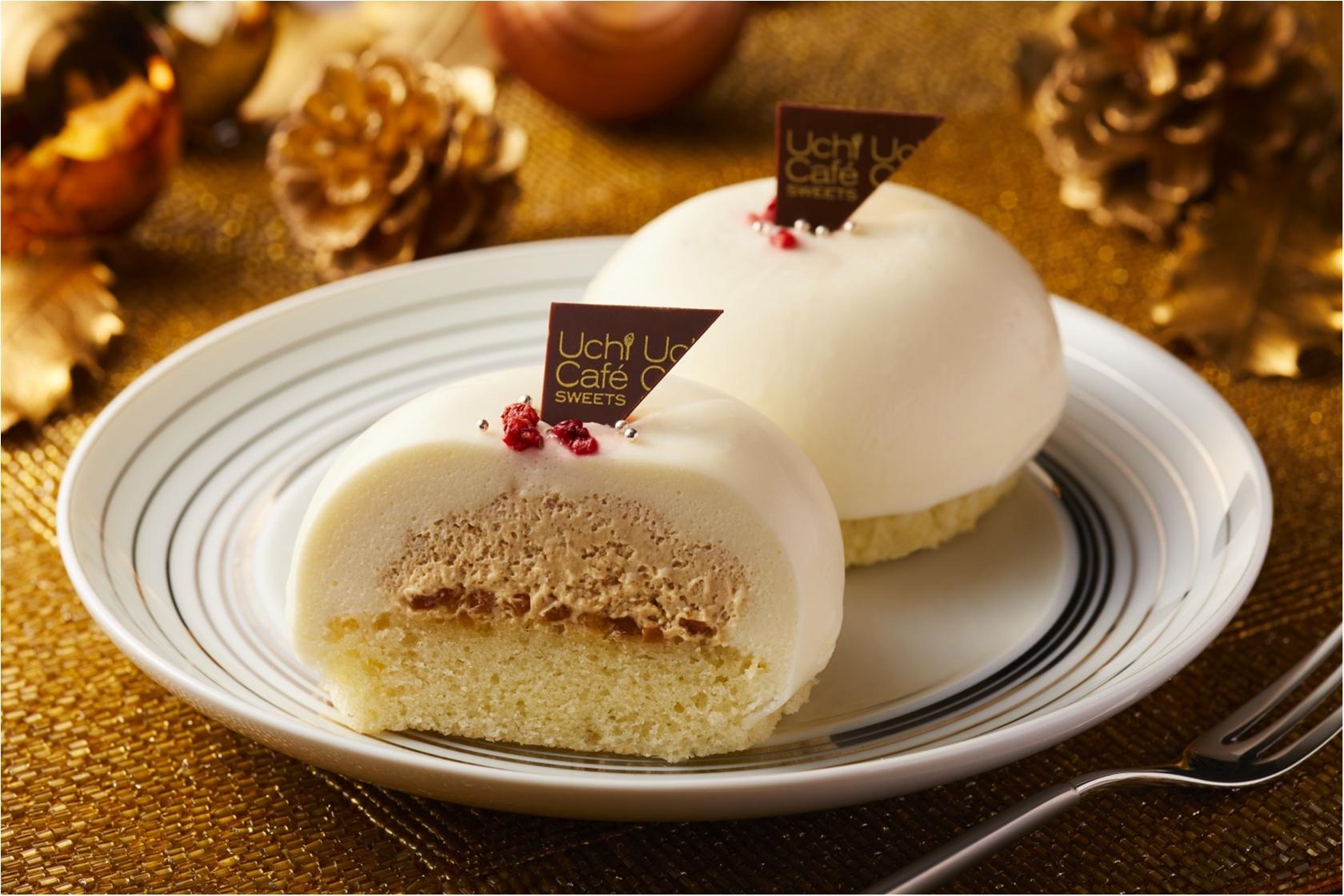 おひとりさまだってクリスマスを楽しみたい! 『ローソン』のミニサイズケーキを買って帰ろ♬_1