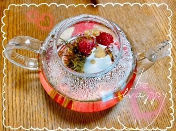 【工芸茶】お湯を注ぐとゆっくり花咲くジャスミンティー❤︎