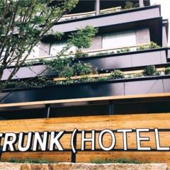 話題のTRUNK HOTEL へ行ってきました!♡♡
