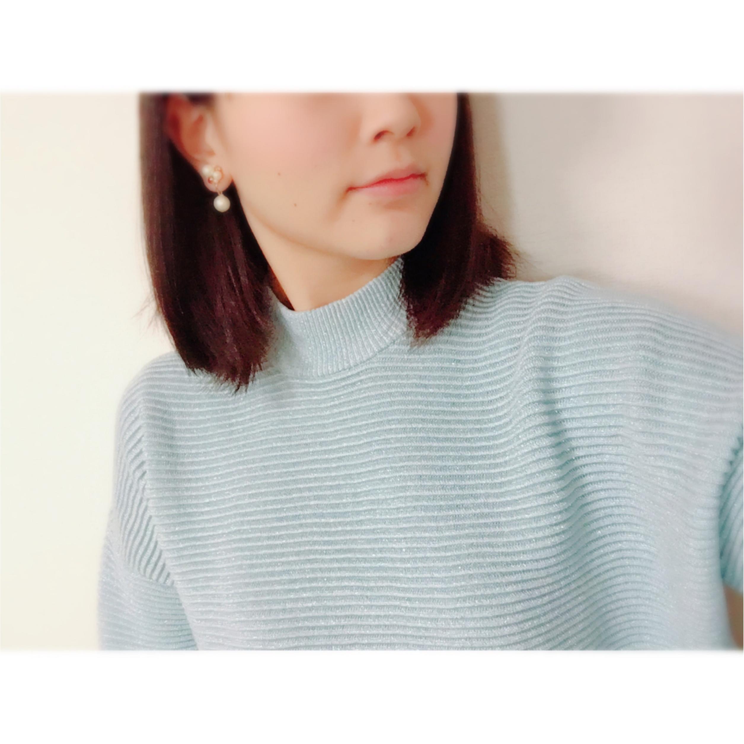 ▷さむ〜い冬をのりきる【ニット】アイテム達_2