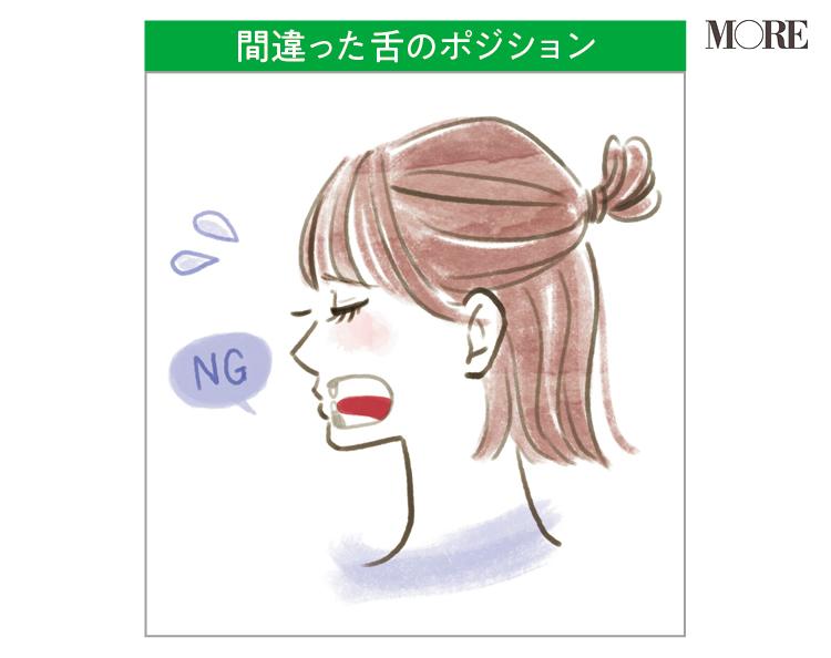 """口臭の原因""""落ちベロ""""が自粛生活で続出中! ドライマウスや歯周病のリスクが高まる舌の症状に注意しよう_1"""
