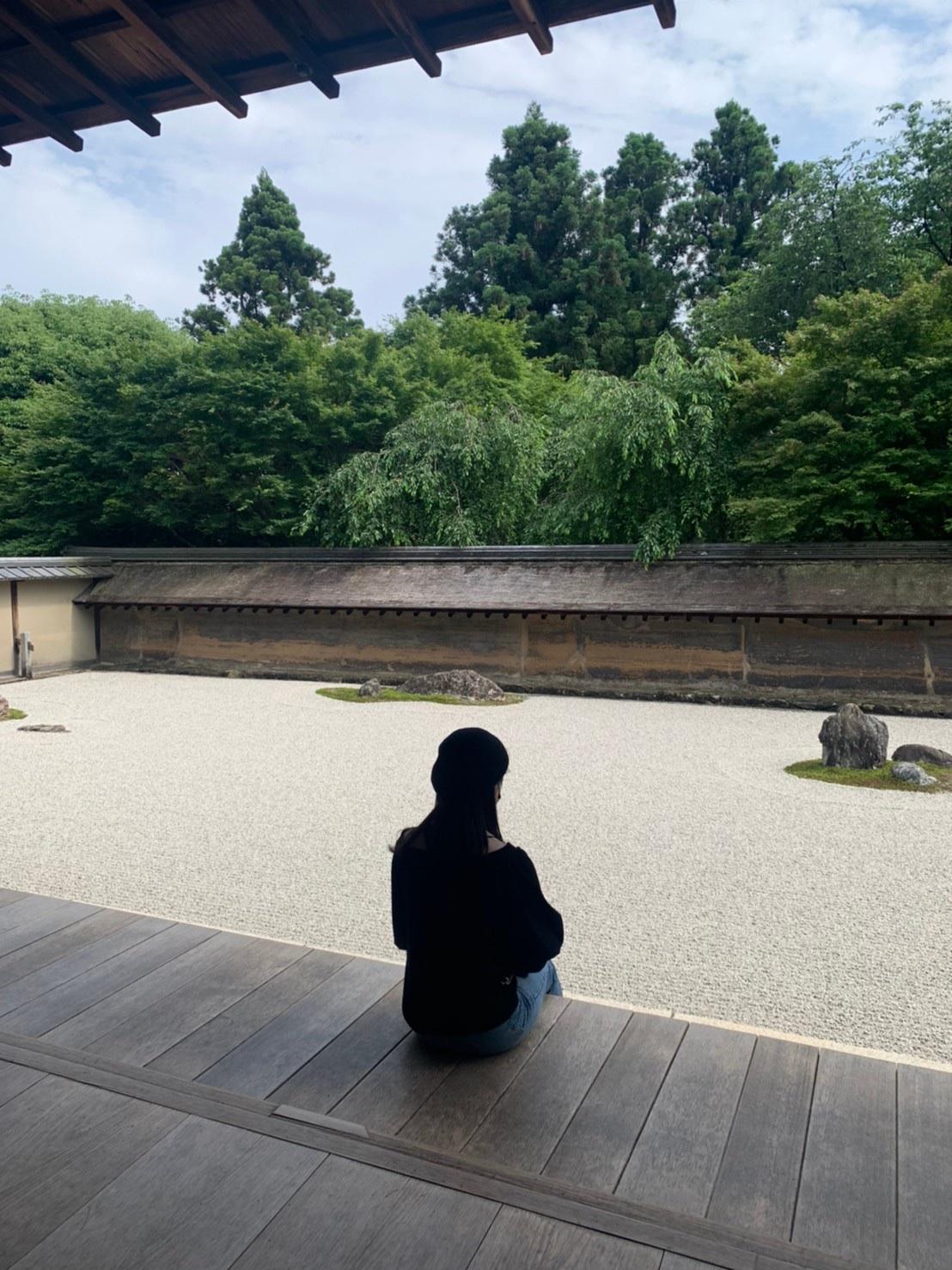 【京都旅第一弾】北野天満宮・龍安寺②_3