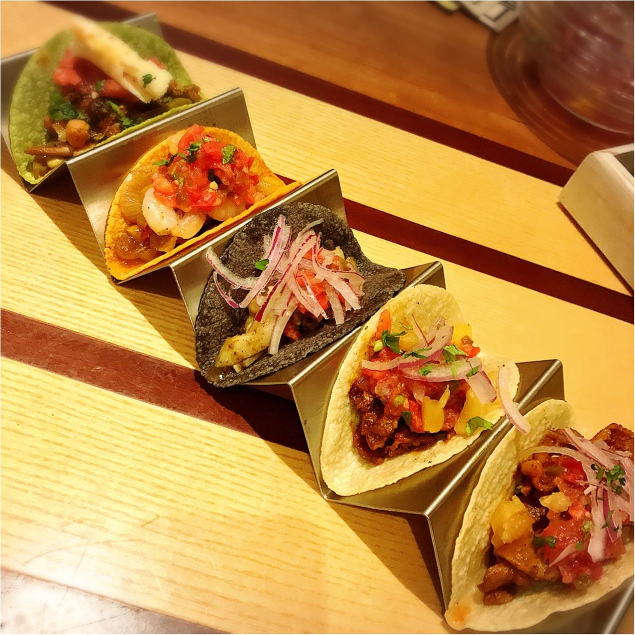 【カラフルなお料理たくさん♡】メキシカンレストランで女子会@原宿_4