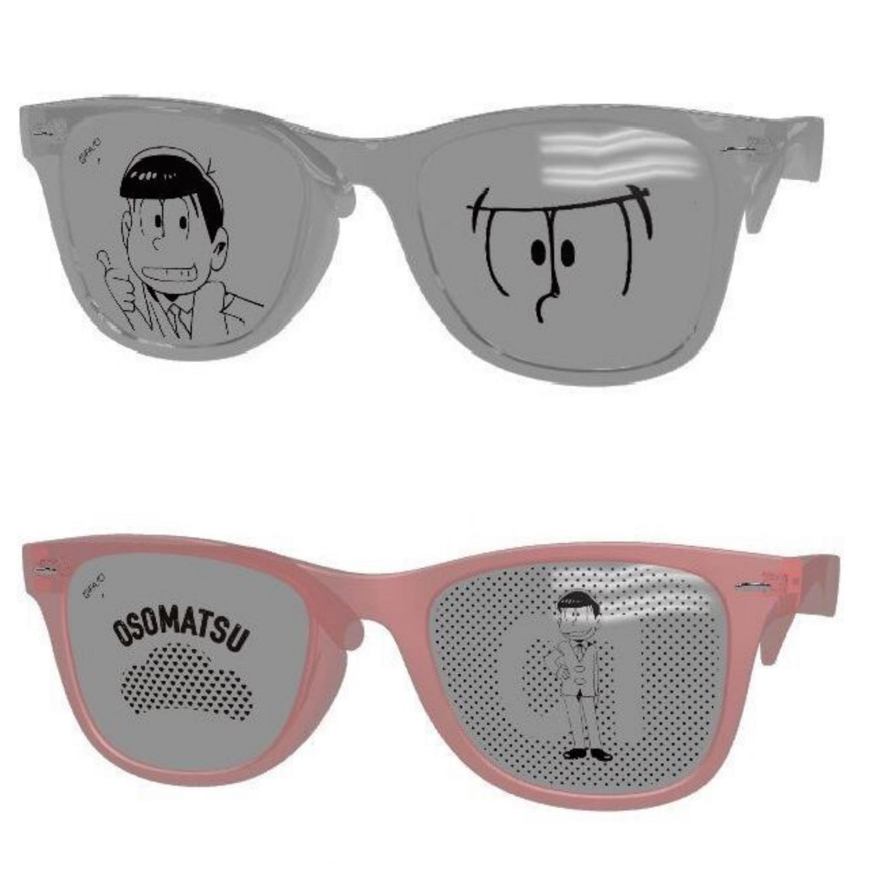 推し松とおそろいのメガネも! 『おそ松さん×JINS』から目が離せない☆_2
