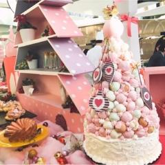 ♡モアハピ女子会!ヒルトン東京ベイのピンクだらけの可愛すぎるブッフェがお得すぎる♡