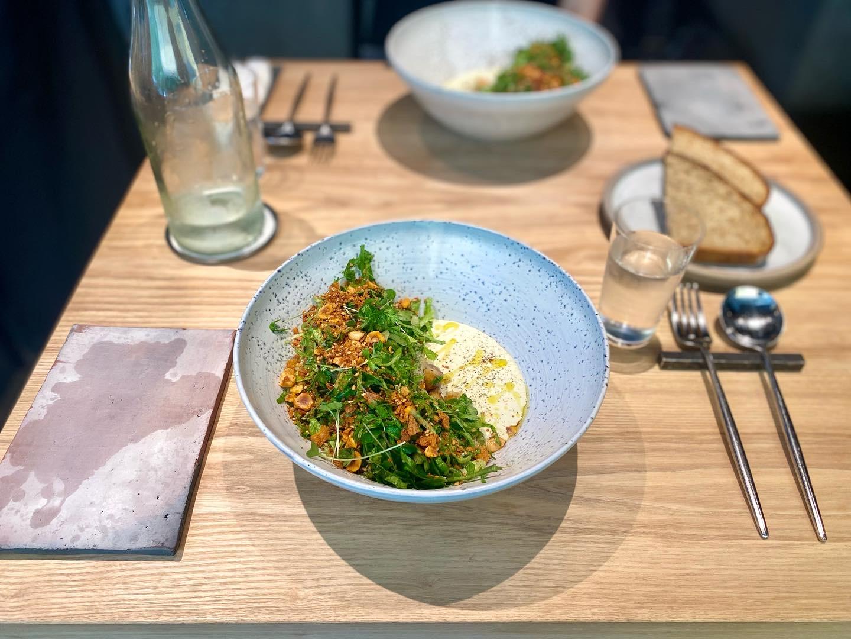 【青山】THREEのベジタリアンレストランでお洒落料理を堪能_4