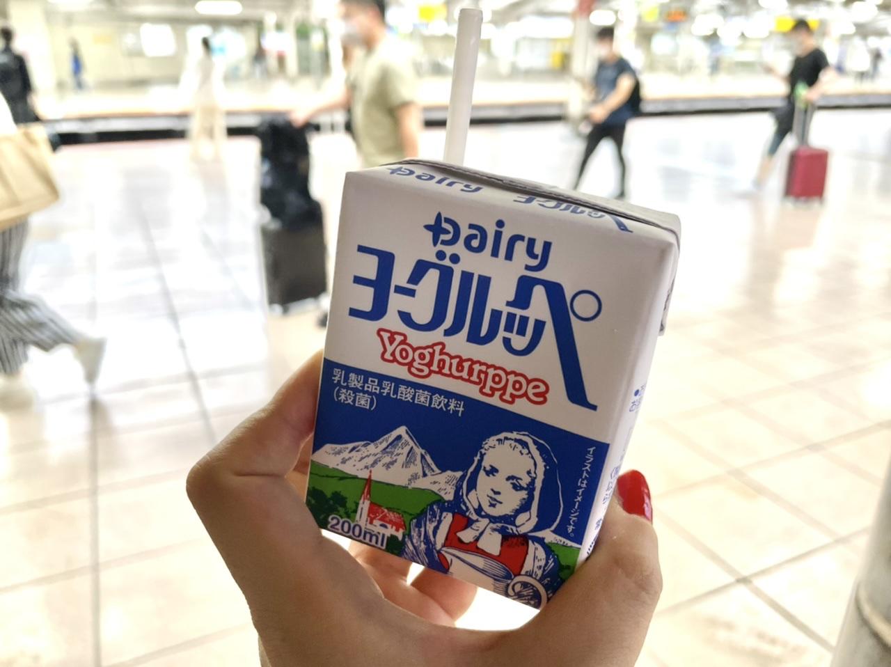 JR秋葉原駅で全国のご当地牛乳を飲み比べ?!ホームにひっそり佇む「ミルクスタンド」を発見!_2