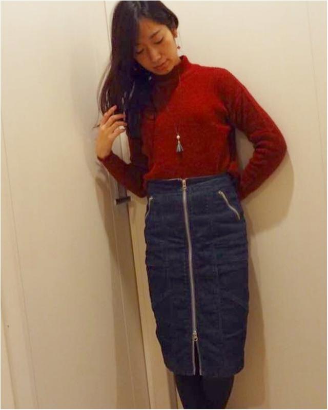 韓国で人気のファッションブランド『LALAEL』が日本上陸✨ニットとパンツをゲットしました♡≪samenyan≫_3