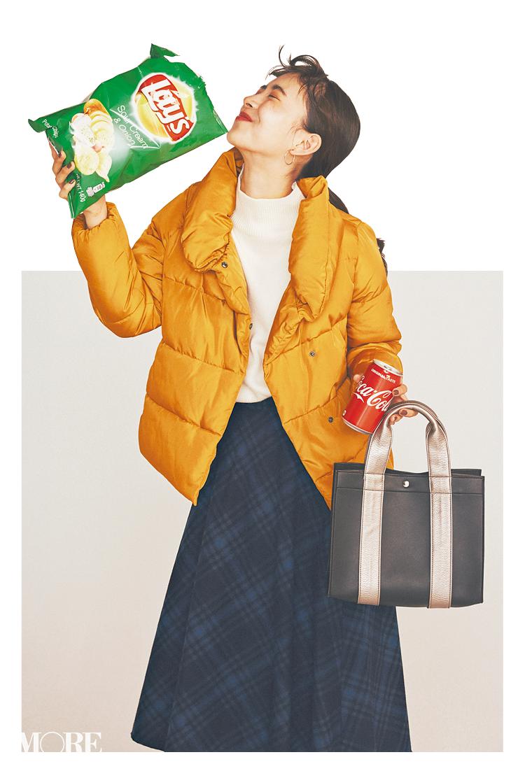 楽しい予定がぎっしりなら、気分がアガる【冬のきれい色】で♡ | ファッション(2018年編)_1_19