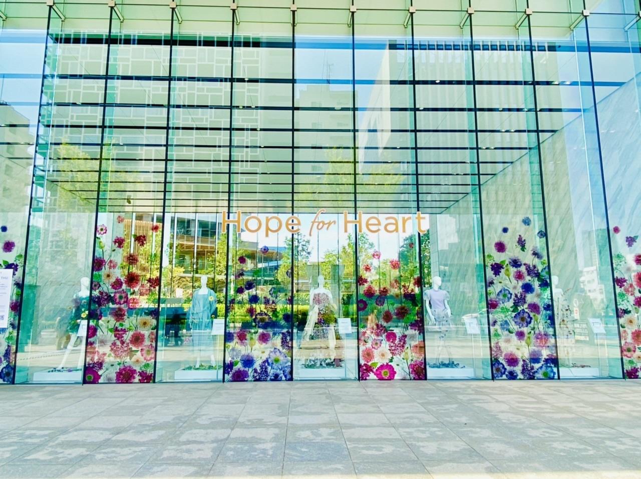 【ロスフラワーアート展】花のドレスが圧巻!春の花束フラワーショップもOPEN♡_8