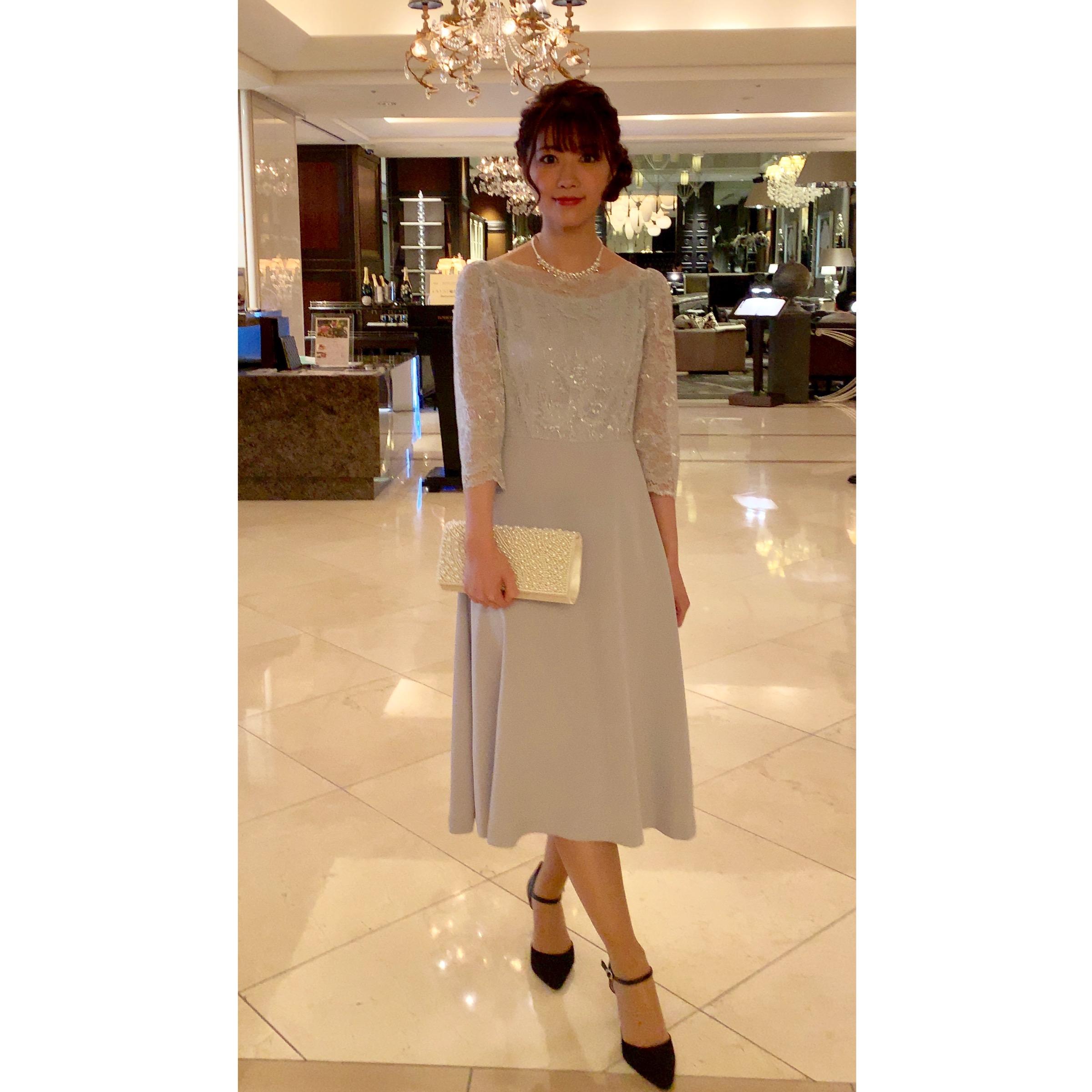 June brideの季節♡お呼ばれドレス買いました!_1
