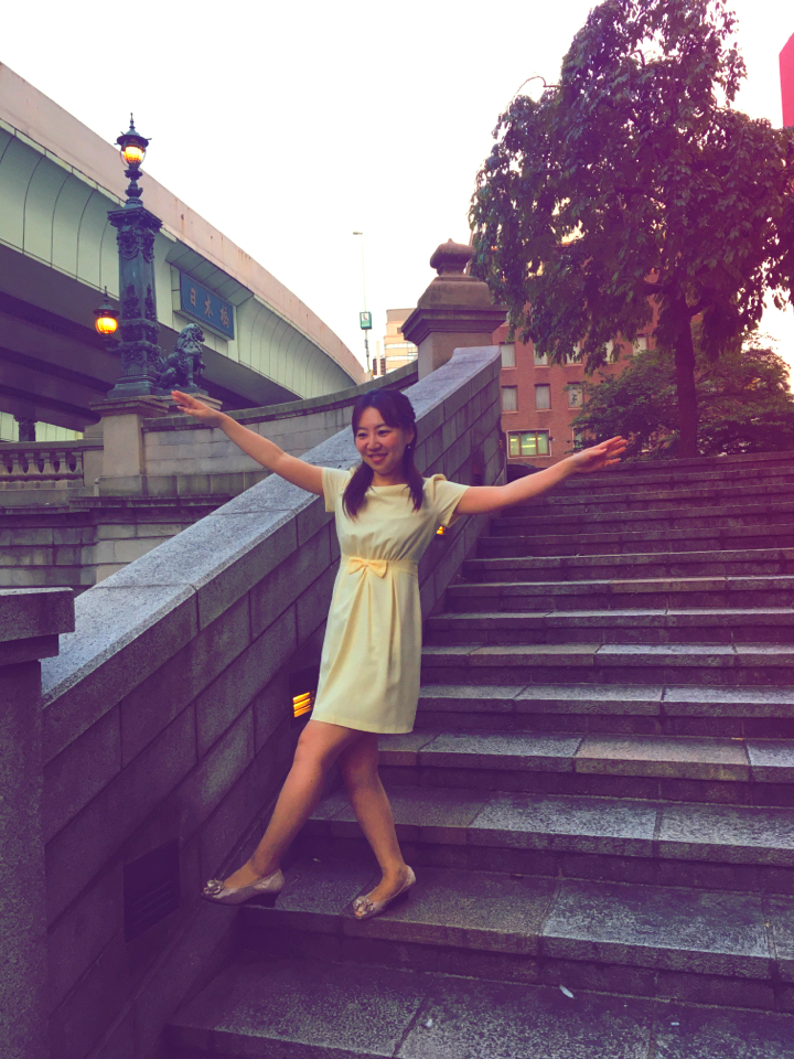 オフィスで映画「美女と野獣」ベル風ファッション★_9
