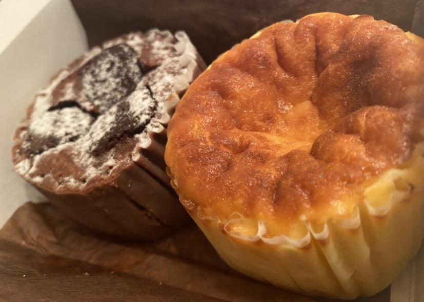 【GAZTA】チョコレートバスクチーズケーキを初体験!_7