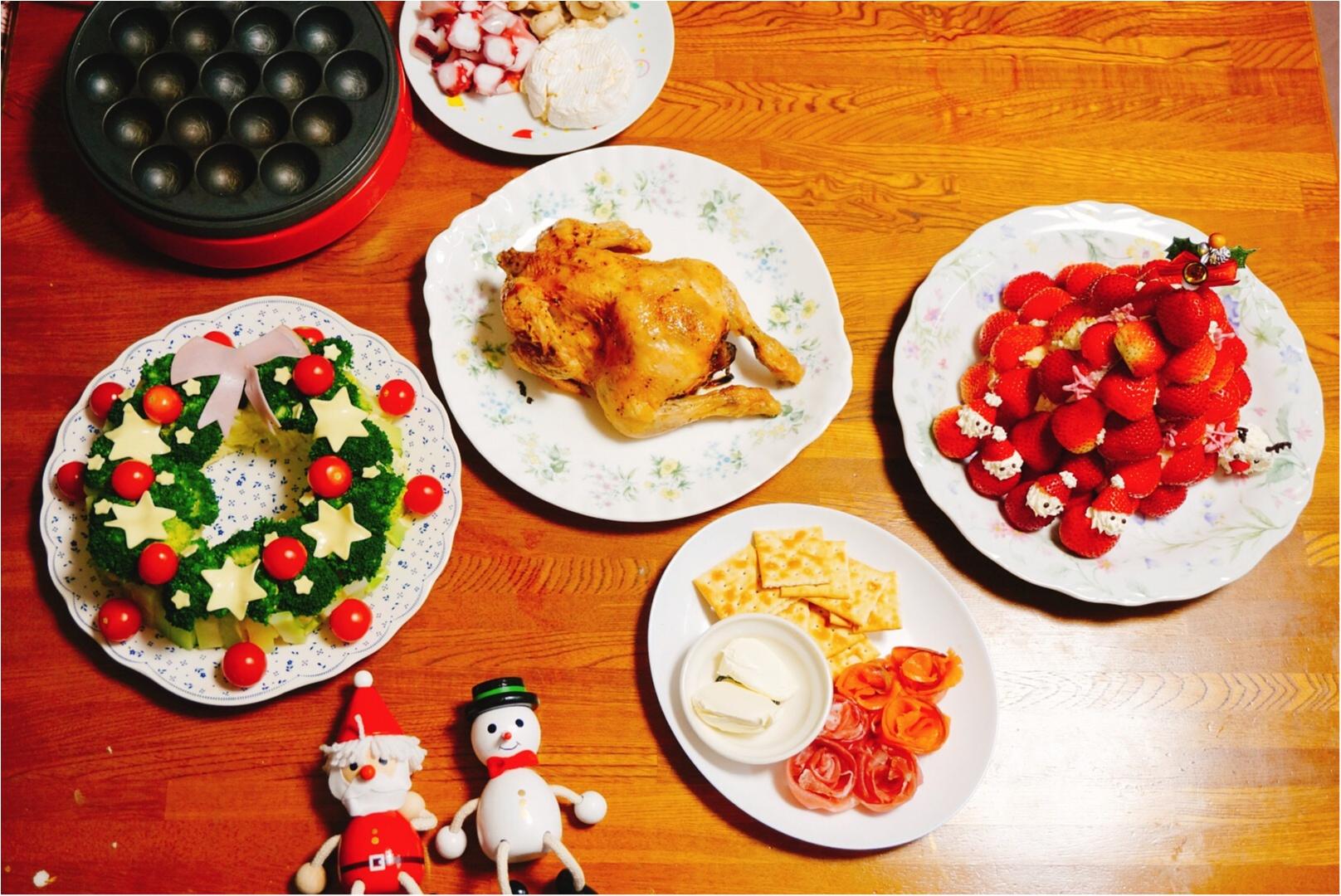 《今年はお家でクリパ♡》みんなでわいわい作って楽しもう♪クリスマスにぴったりな手作り料理3品はこれっ‼︎_6
