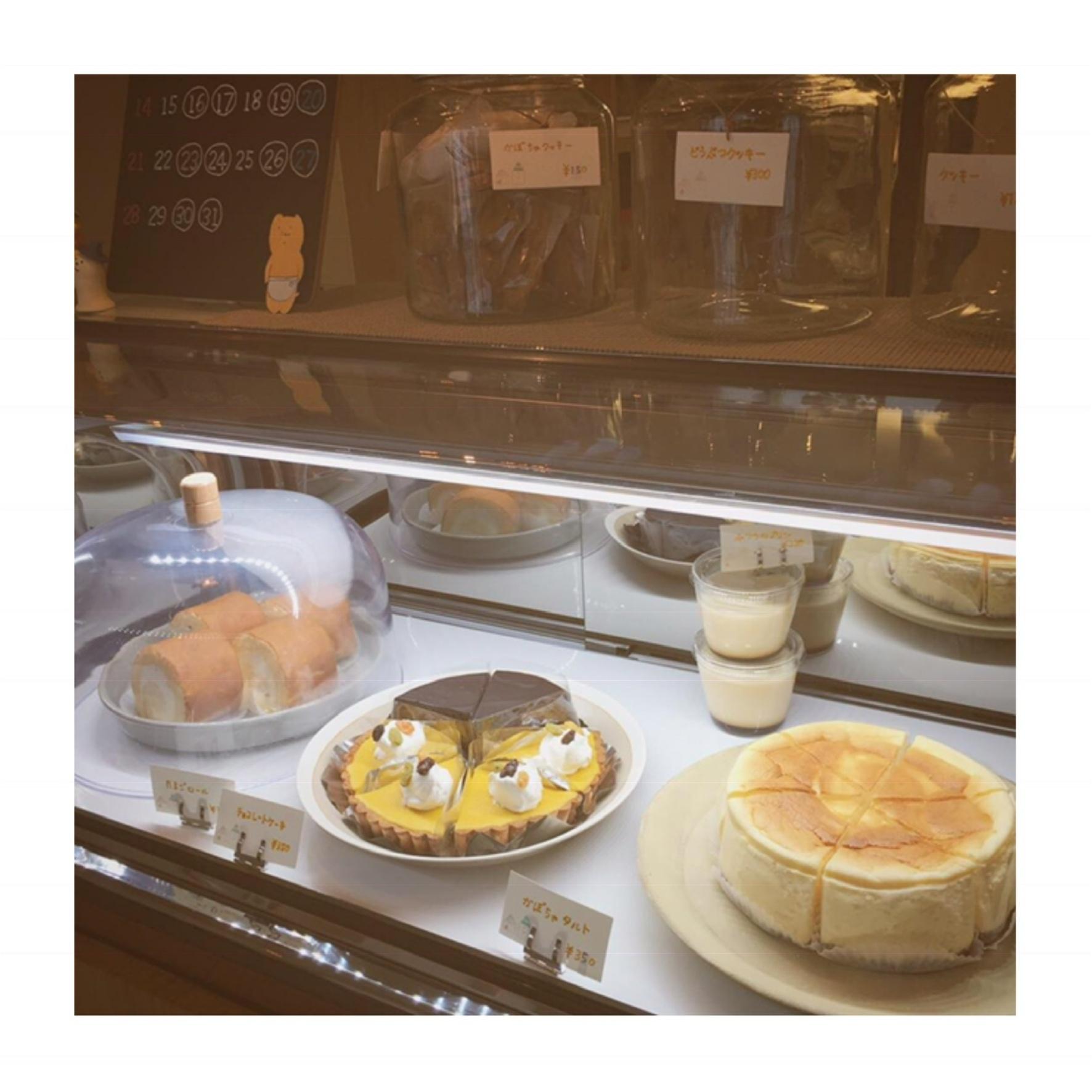 #17【#cafestagram】❤️:《東京•浜町》行列のできる大人気の素敵カフェ*『おやつのこぼく』☻_3