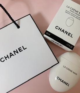 【CHANEL】しっとり香りもいいハンドクリーム♡_1