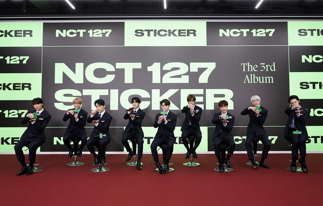 【写真全30枚】「NCT 127」オンラインインタビュー会の模様をお届け!PhotoGallery_1_4