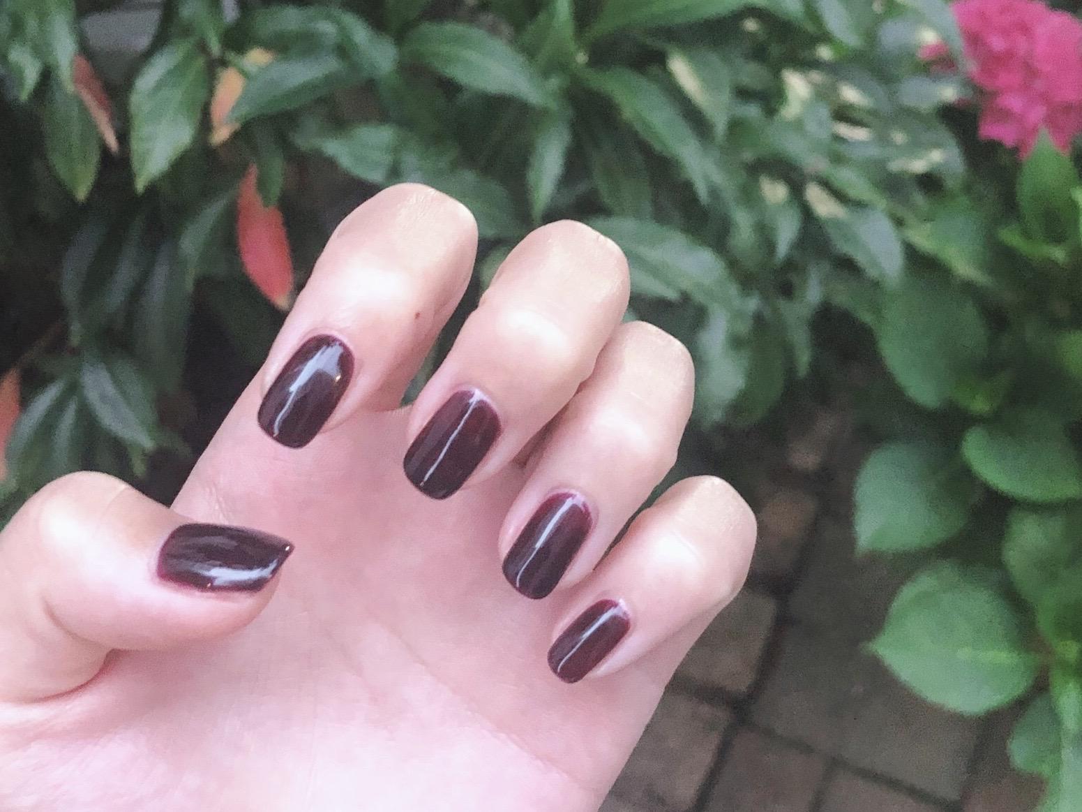 【ジェルとマニキュアのいいとこどり♡】OPIネイルで自爪をキレイにしながら、カラーも楽しむ!_1