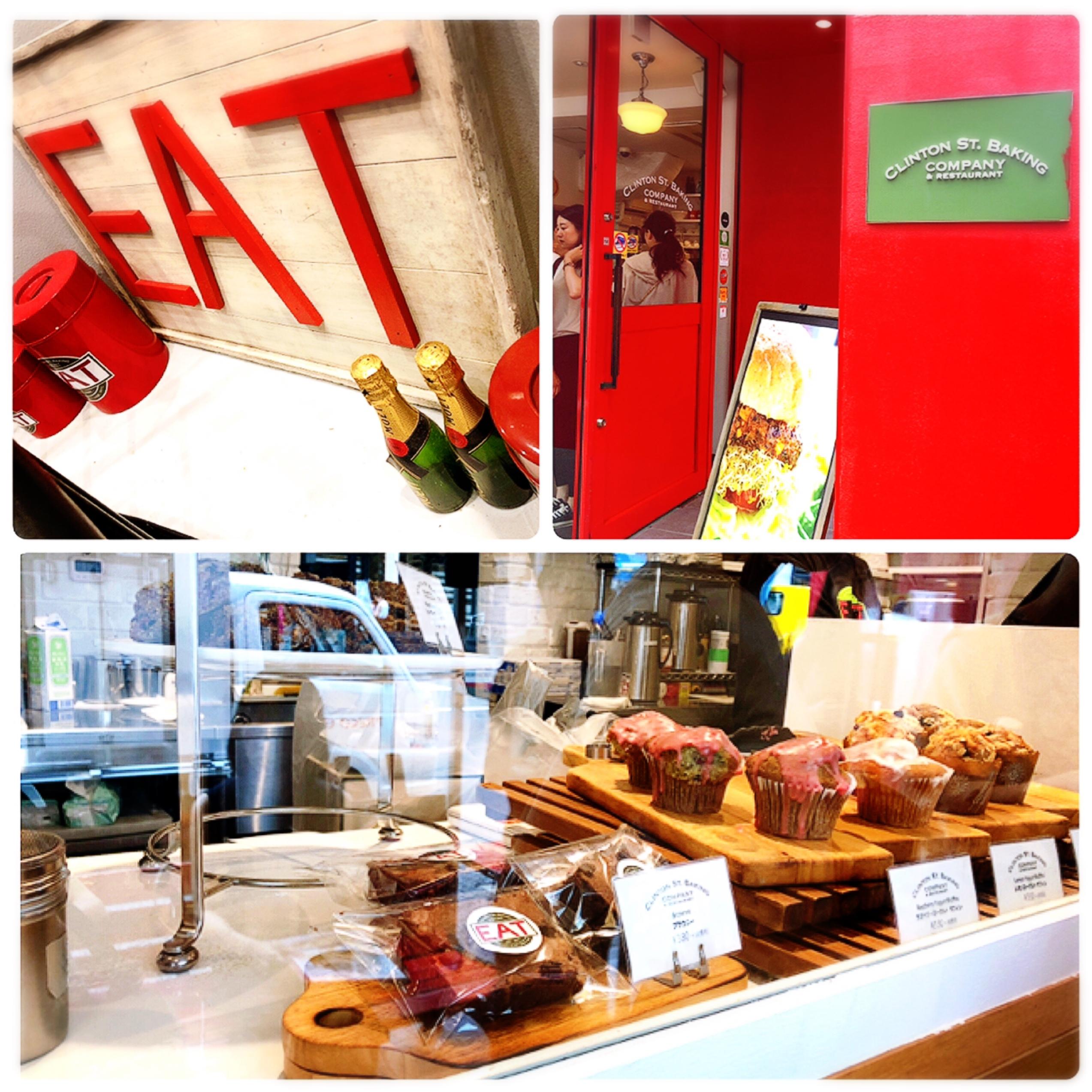 【表参道】NYで大人気のパンケーキを東京 南青山で♩CLINTON ST. BAKING COMPANY_10