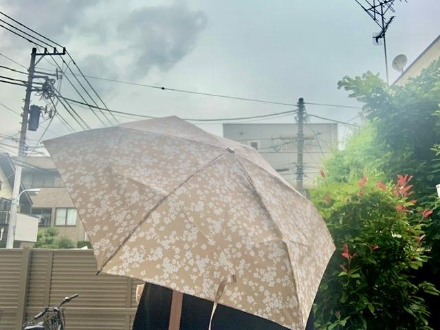 こんなの探してた♡超軽量&3秒でたためる今夏おすすめの折りたたみ傘_2