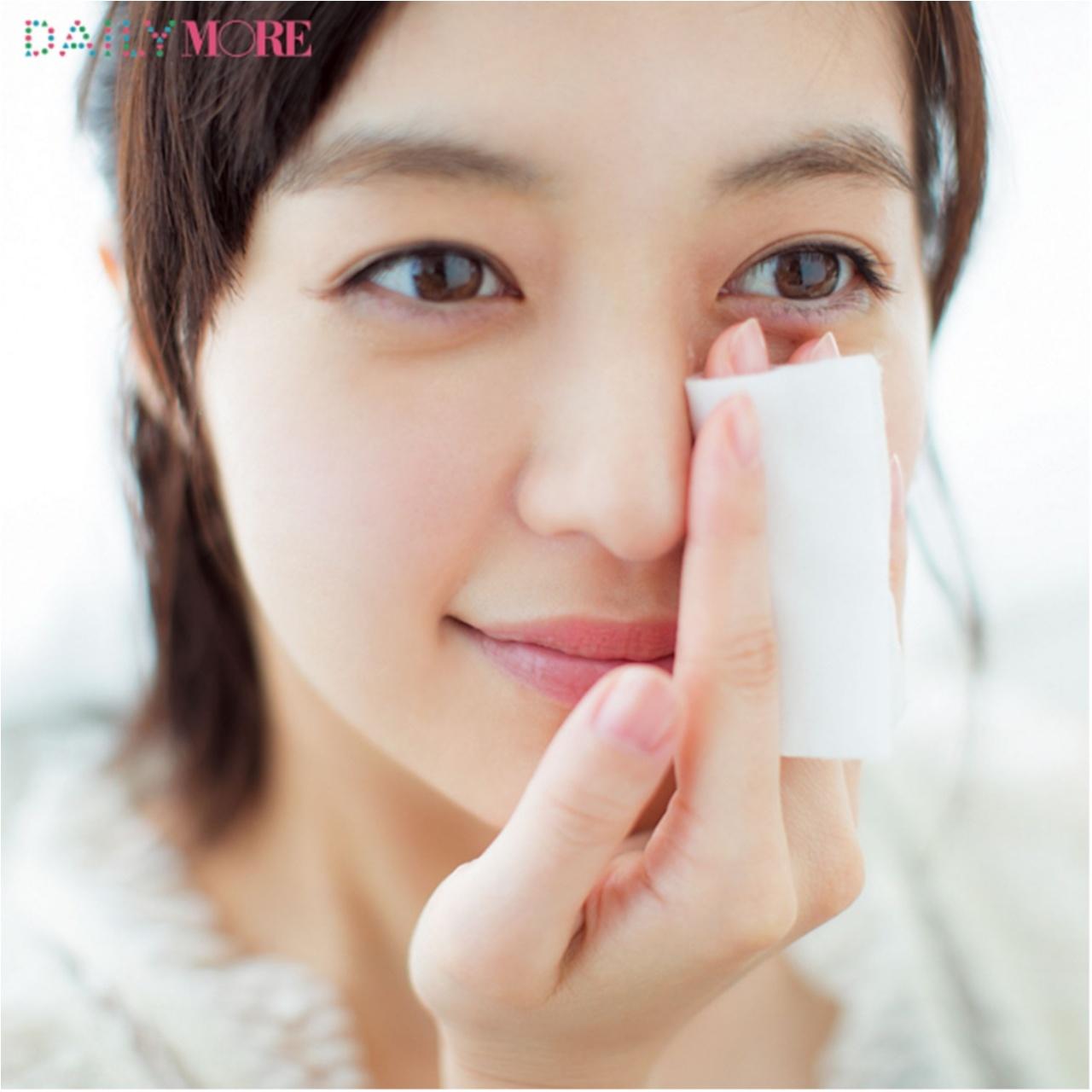 化粧水&眉の「基本」をおさらい♬ 今週のビューティ人気ランキングトップ3!_1