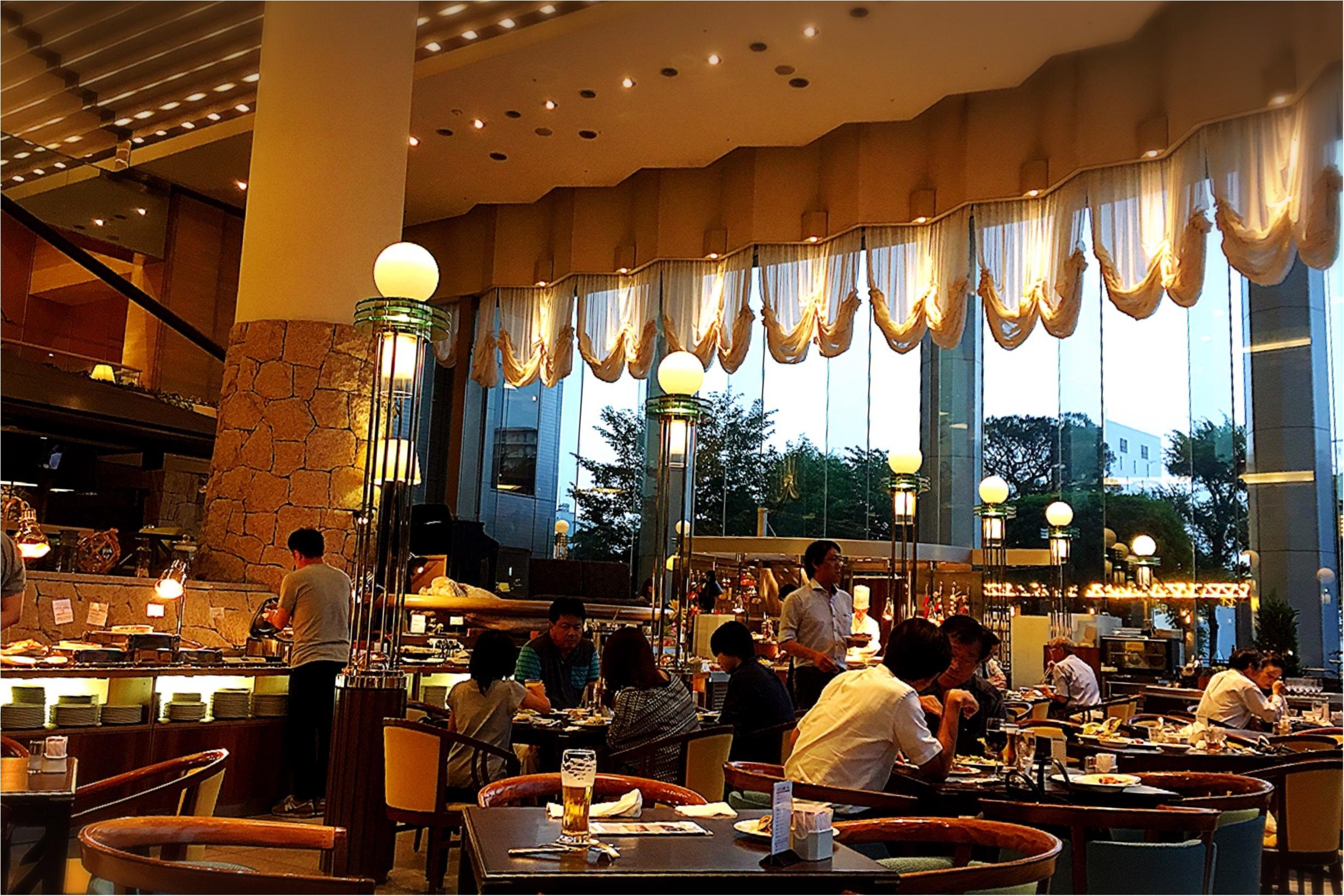 【DINNER】いまお得なディナーはココ!第一ホテル東京シーフォートへ行ってきました☆_3