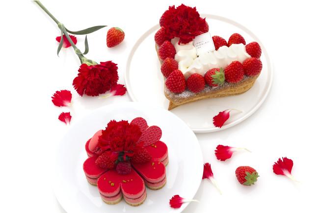 おすすめギフト『パティスリー・サダハル・アオキ・パリ』の母の日限定ケーキ