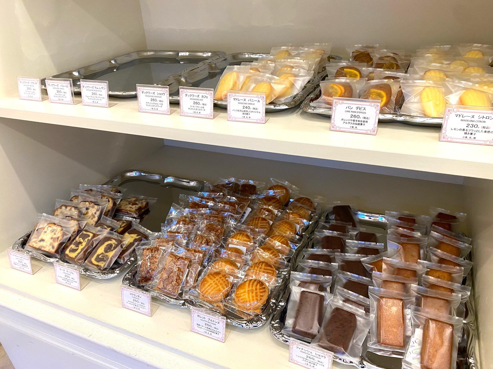 白金高輪駅にある《パッション ドゥ ローズ》はインパクトのあるケーキ屋♡_10