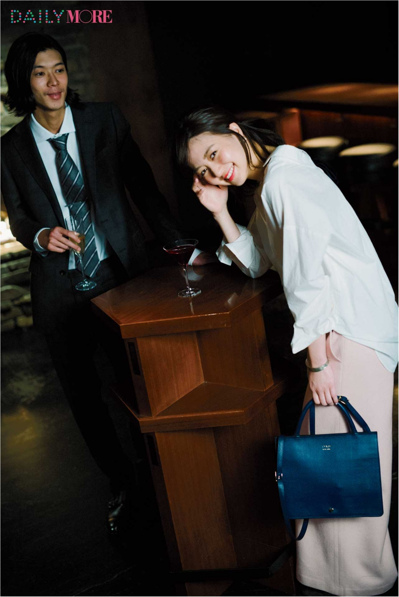 """「スーツ男子」の彼にもっと愛される、素敵見えデート服のポイントは""""抜け感butきちんと""""♡_3"""