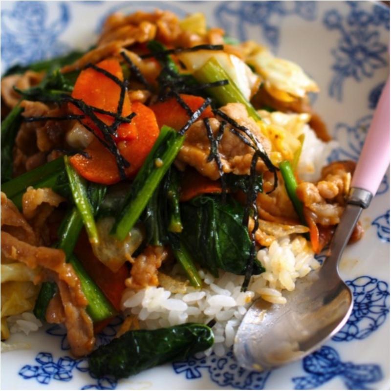 オーガニックを日常に少しずつ。宅配野菜を始めると料理上手にもなる♪(412あみ)_1